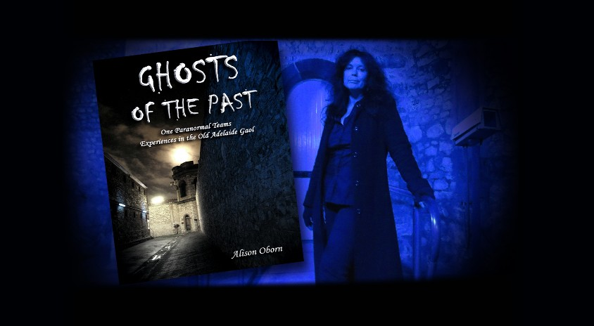 Alison Oborn - Ghosts of the Past, Paranormal Field Investigators